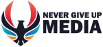 Never Give Up Media Logo