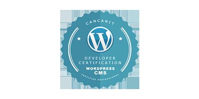 WordPress Certified Developer